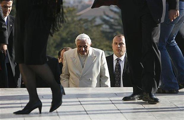 Pope Visits Turkey