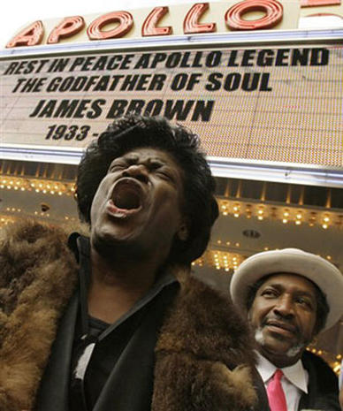 Godfather Of Soul's NY Farewell