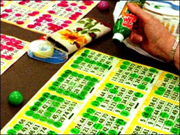 bingo, marijuana, drug bust, game addiction