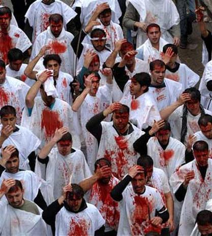 Shiites Mark Ashoura