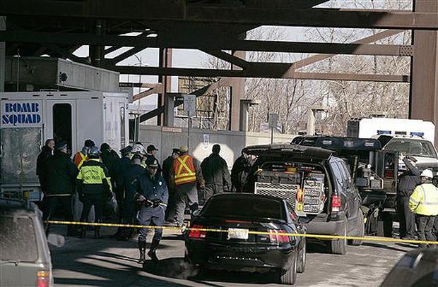 Boston Terror Scare