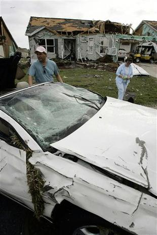 Storms Lash Central Florida