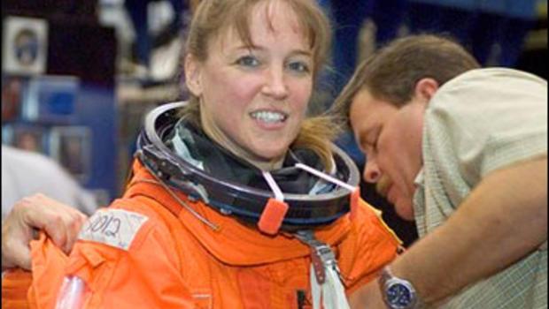 Astronaut diaper road trip