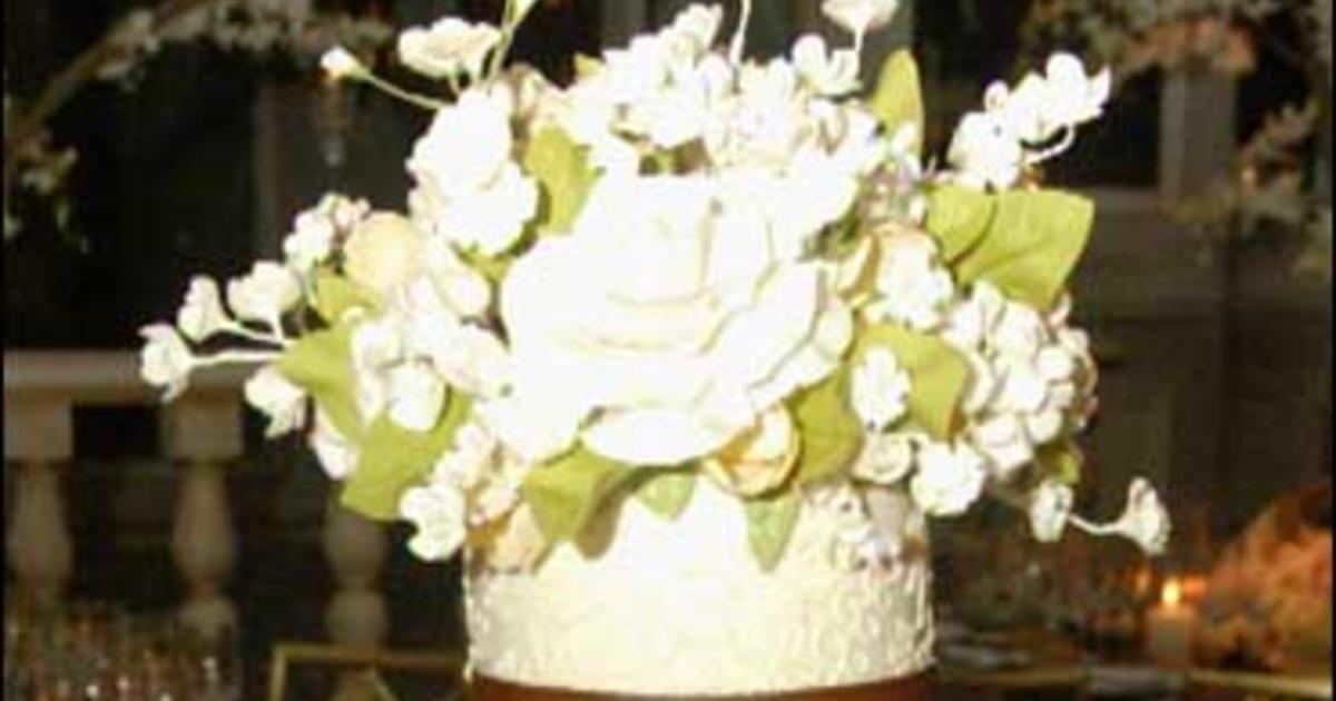 Weinstock\'s Wedding Cakes For The Wealthy - CBS News