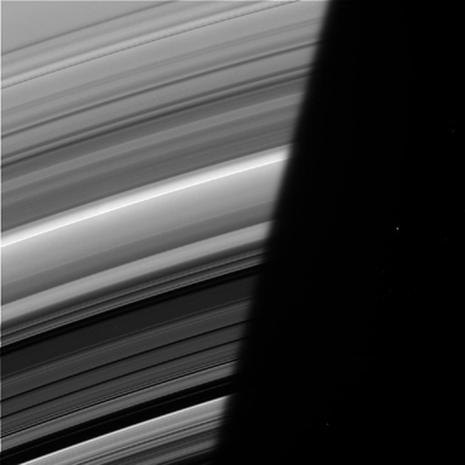 Saturn's Closeup