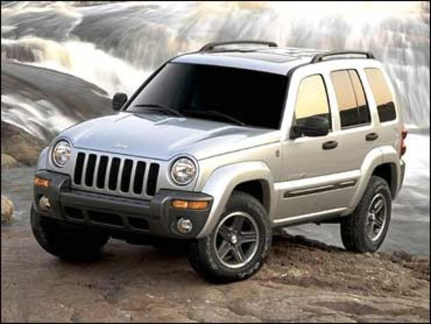 2004 Jeep Liberty, SUV, Sport Utility Vehicle