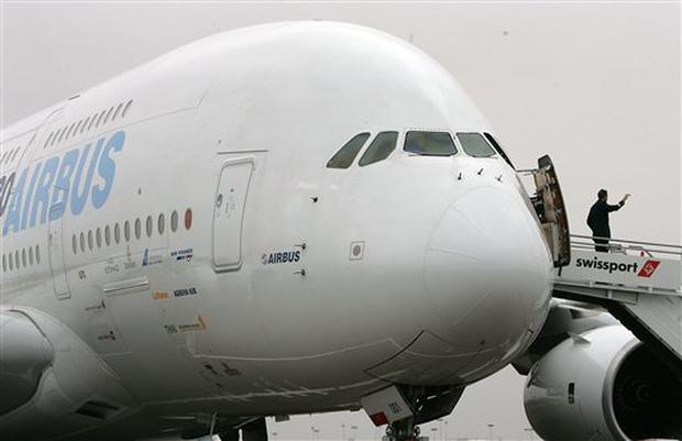 Big Bird: Airbus A380