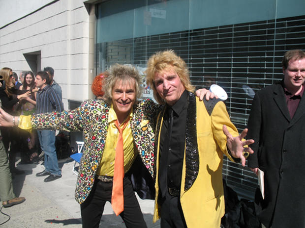 Celebrity Impersonators Invade NYC