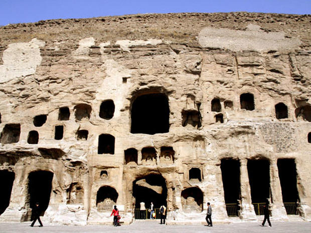 Travel: Yungang Grottoes