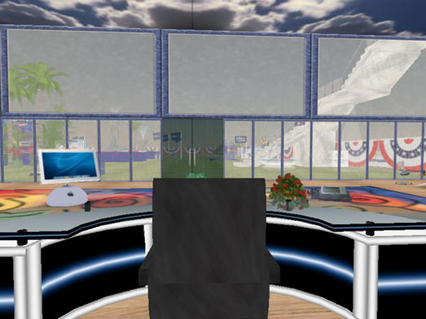 Second Life Campaigns