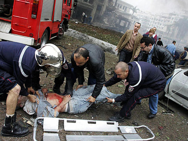 Algeria Bombing