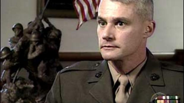 Lt. Colonel Mike Strobl details an emotional mission