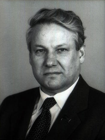 Boris Yeltsin