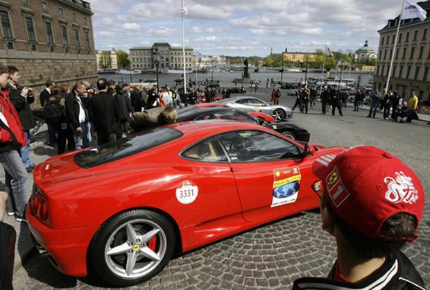 The Fantastic Ferrari
