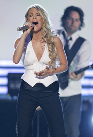 Country Stars Put On A Show