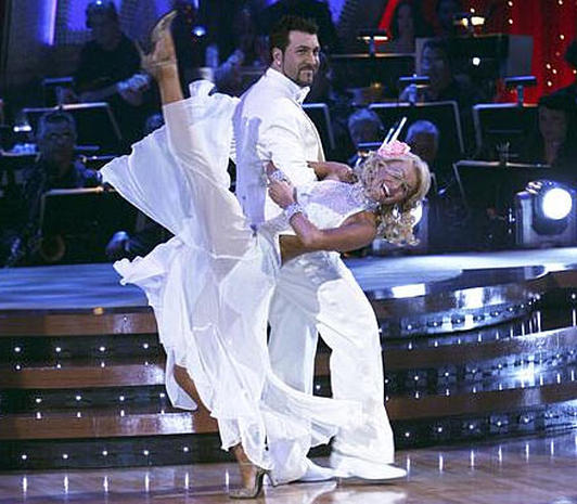 """Dancing With The Stars"" Results"