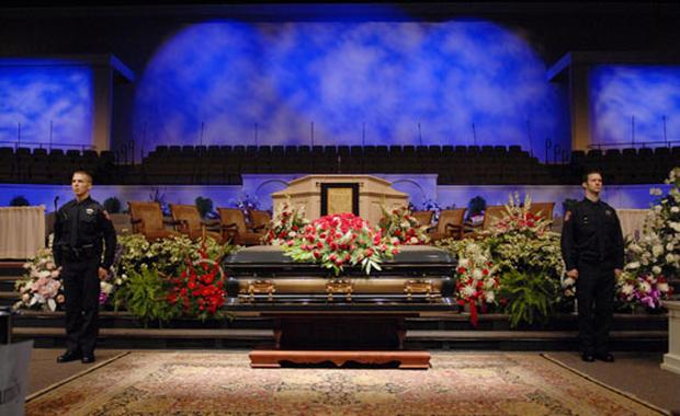 Falwell Mourned