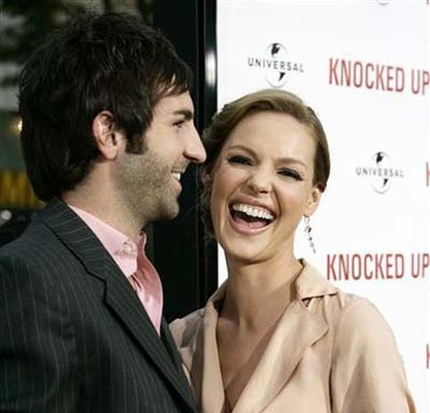 """Knocked Up"" Premiere"