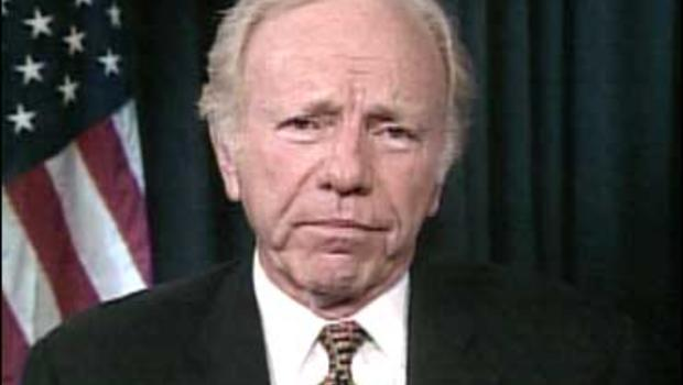 Sen. Joe Lieberman advocats the use of force if Iran continues to help anti-U.S. forces in Iraq.
