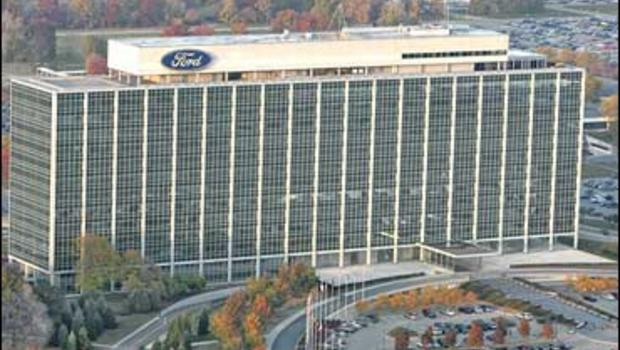 Ford recalls 3 6 million vehicles cbs news for Ford motor company in dearborn michigan