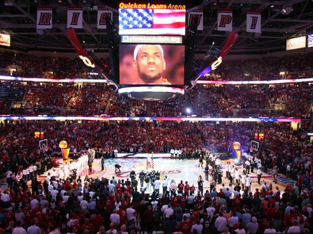 2007 NBA Finals: Game Four
