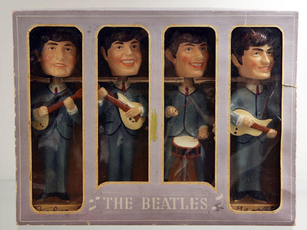 Fab Four Finds