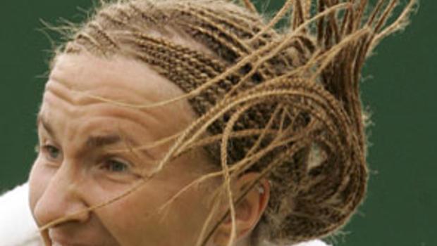 Tennis Tangle