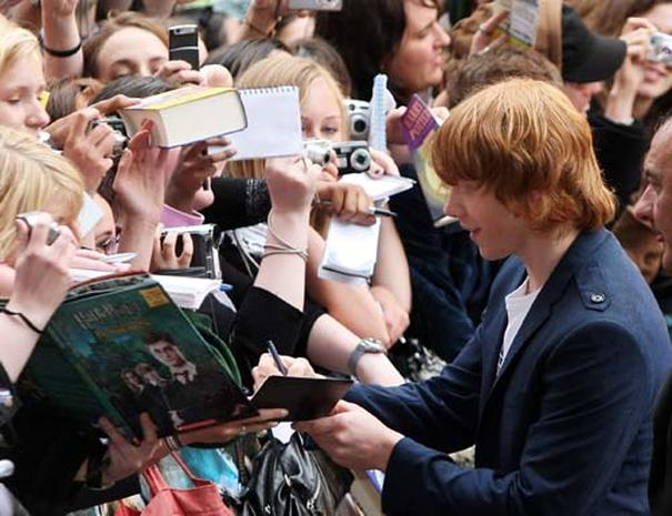 """Harry Potter"" Premieres"