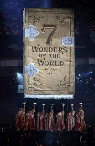 """New"" Seven Wonders"