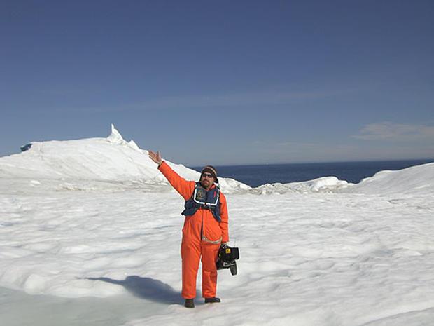 Iceberg Escapade