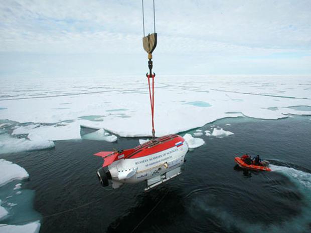 Arctic Grab