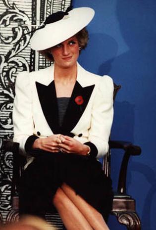 Diana, Style Icon
