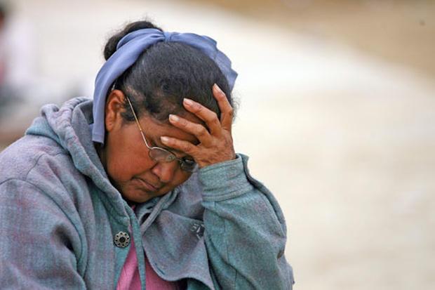 Quake Shakes Peru