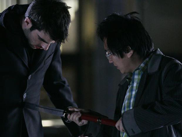 "Masi Oka, Hiro of ""Heroes"""