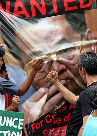 Rallying For Myanmar