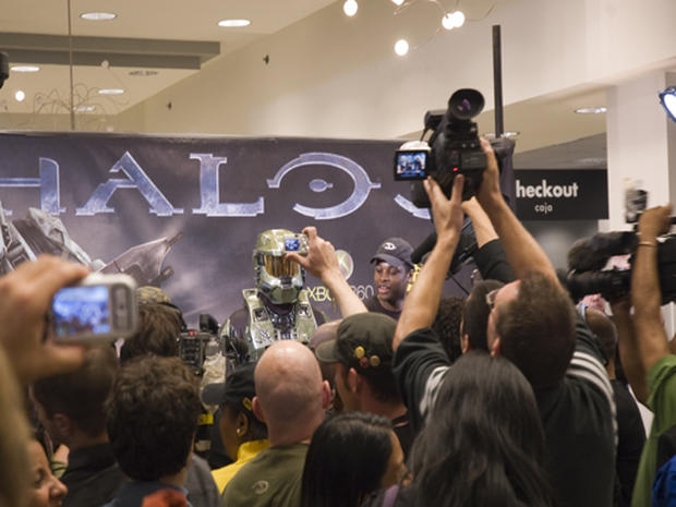 Halo 3 Launch Event