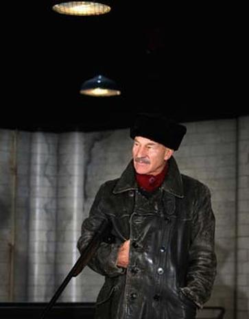 "Patrick Stewart's ""Macbeth"""