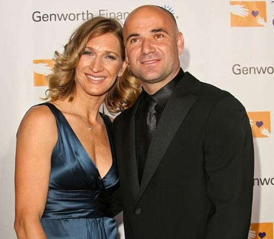 Agassi's Charity