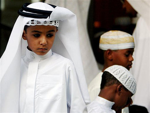 Marking End Of Ramadan