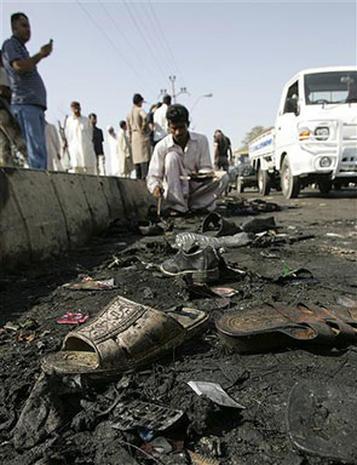 Bhutto Parade Bombed