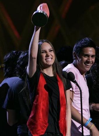 2007 Latin VMAs
