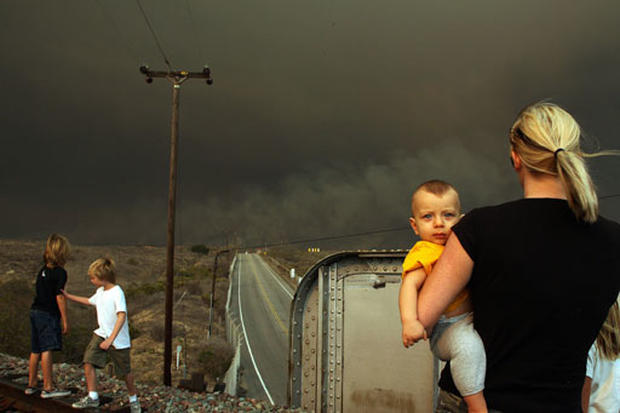 Faces Of The Fires