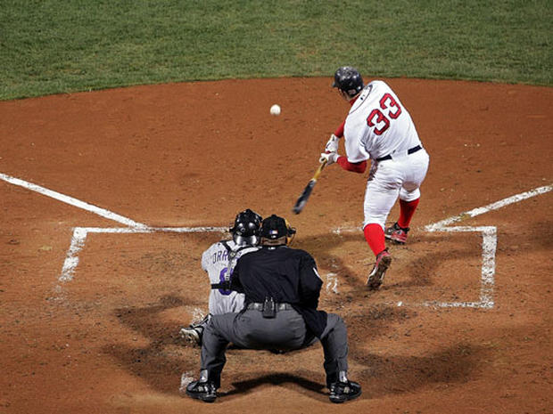 2007 World Series: Game Two