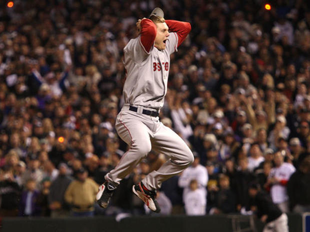 2007 World Series: Game Four