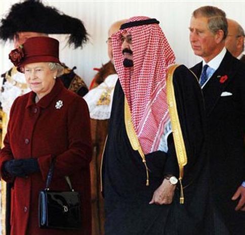 Buckingham Palace Visit