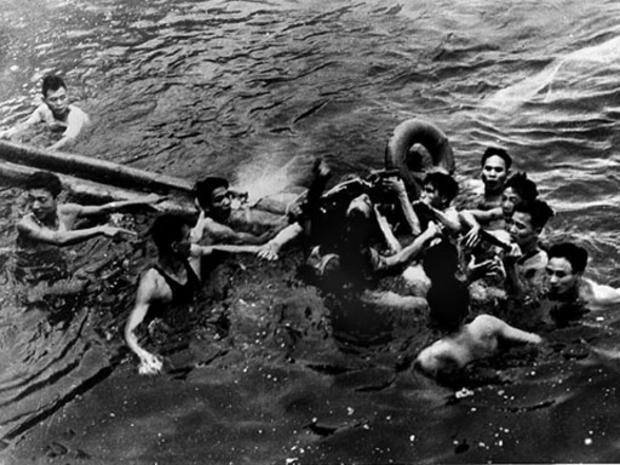 John McCain shot down Hanoi