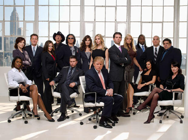 Season Seven: Celebrity Apprentice