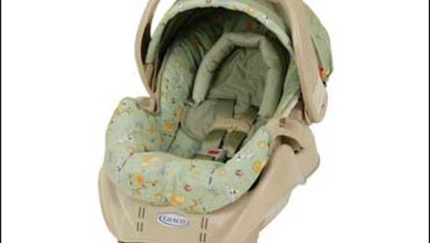 Graco Recalls SnugRide Infant Car Seats