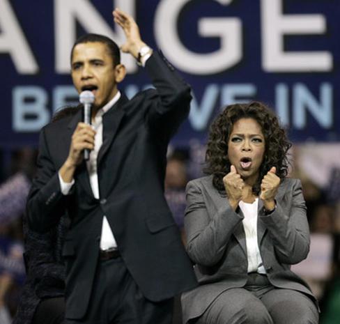 2007 In Photos: Politics