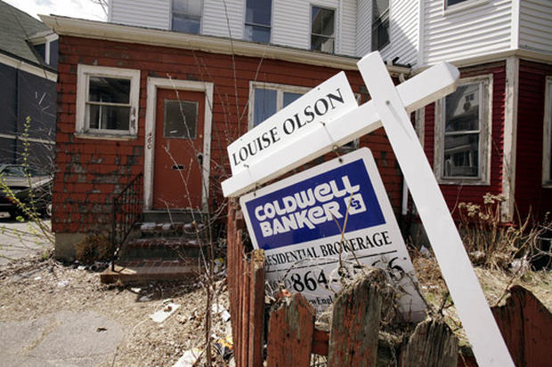 2007 In Photos: Mortgage Crisis